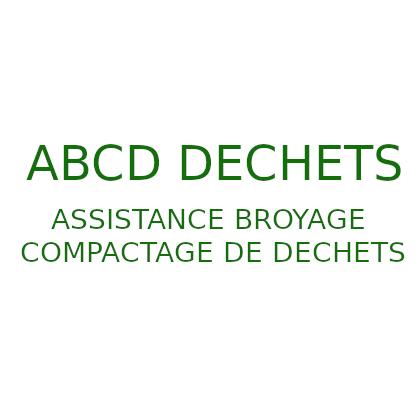 ABCD Déchets Assistance Broyage Compactage de Déchets récupération, traitement de déchets divers
