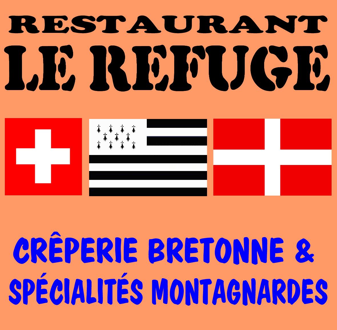 Le Refuge Restaurant français