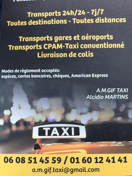 A.M Gif Taxi taxi