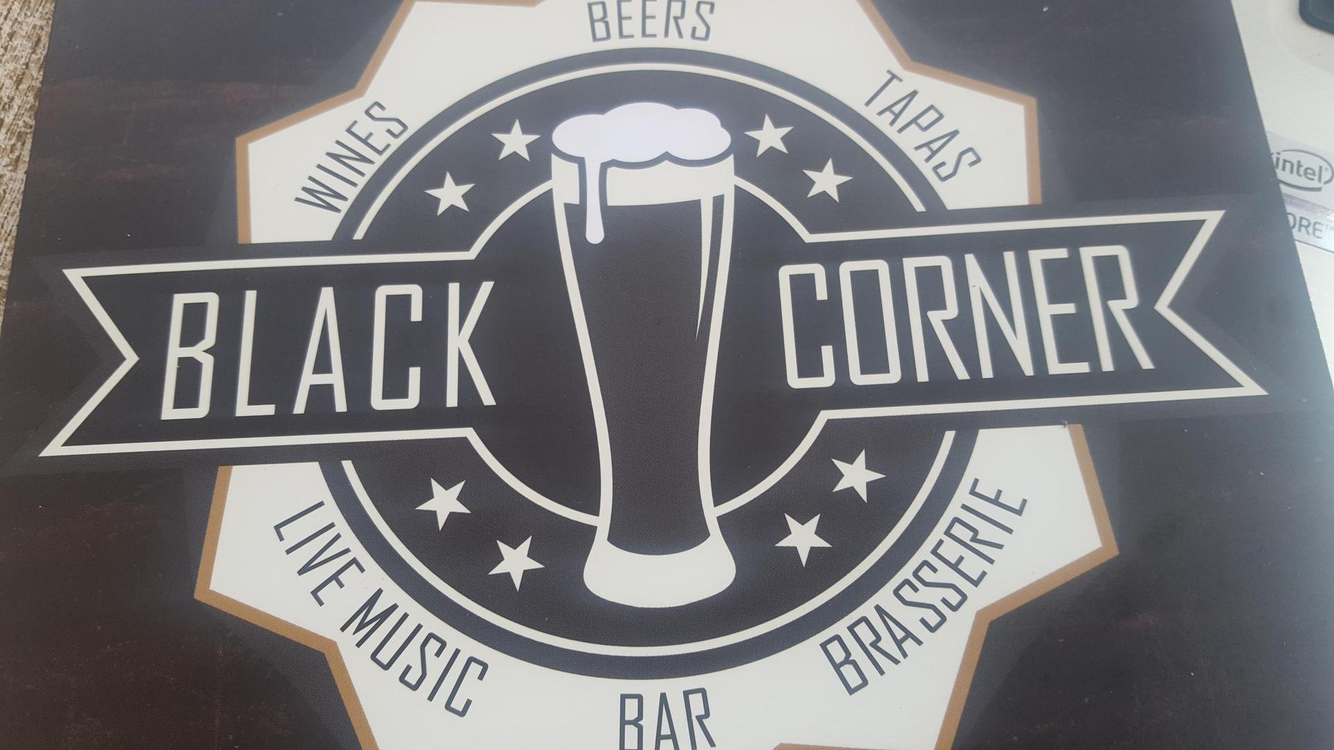 Black Corner brasserie