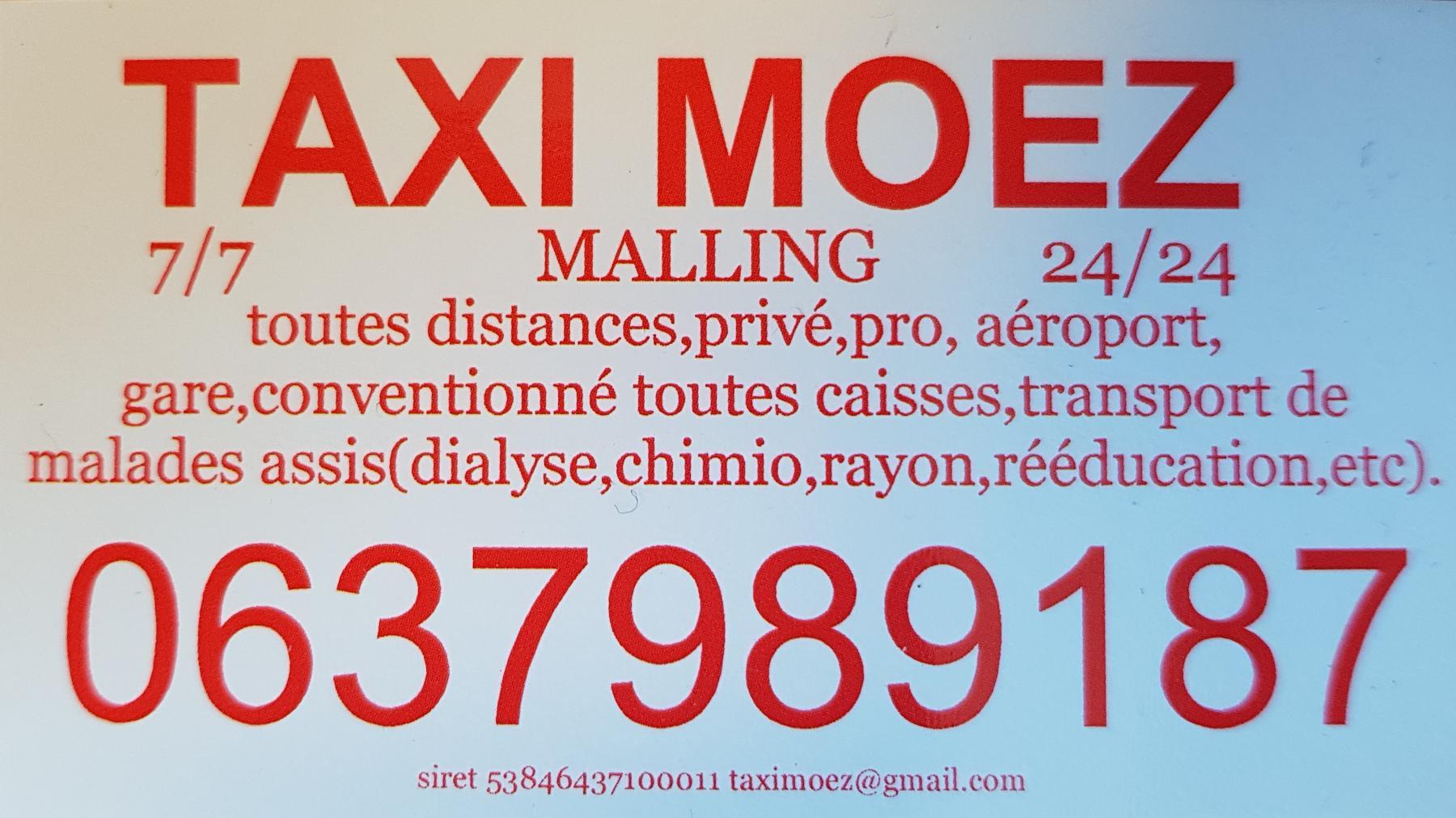 Taxi Moez taxi