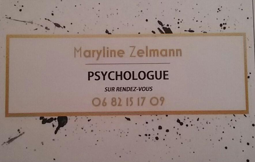 Zelmann Maryline psychologue