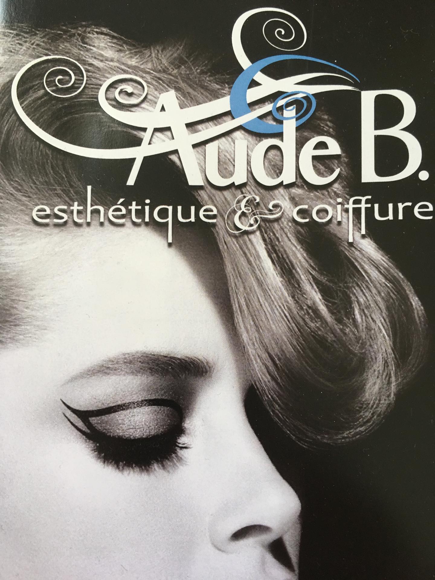 Aude B Esthétique et Coiffure Coiffure, beauté