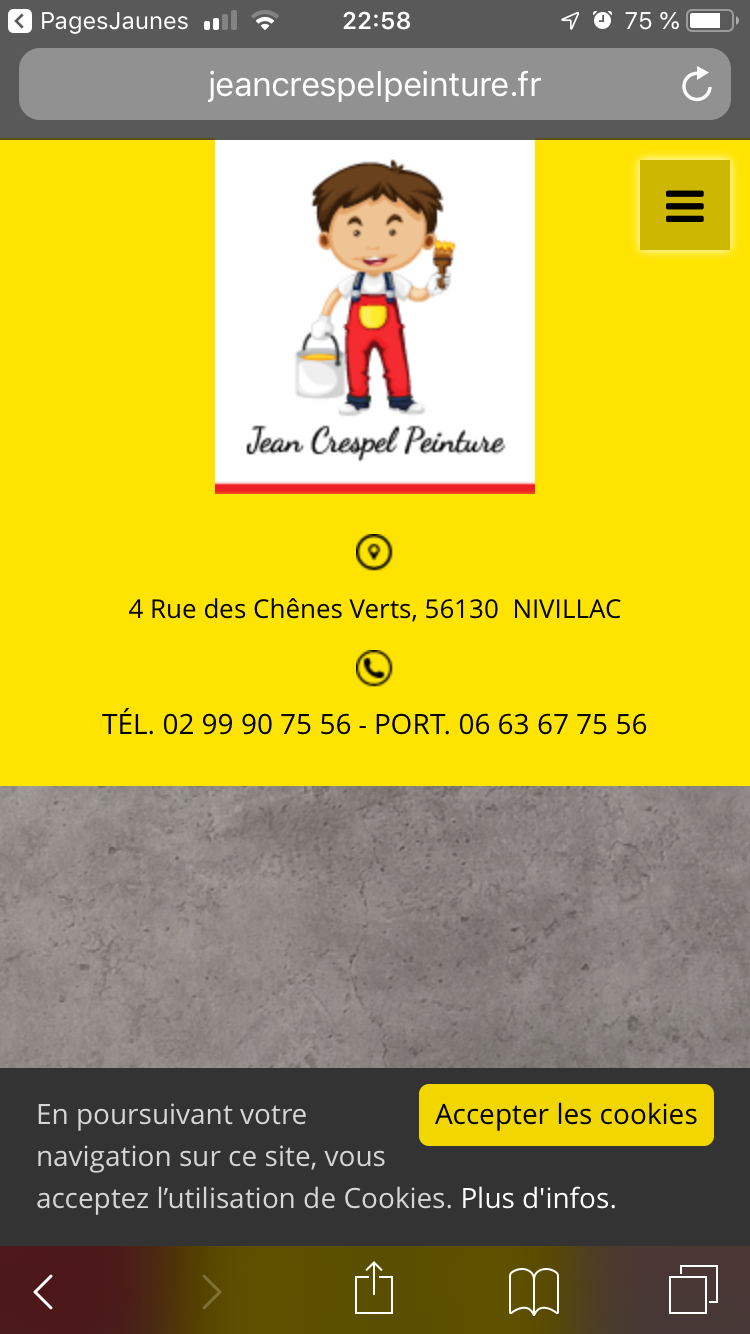 Jean Crespel SAS peintre (artiste)