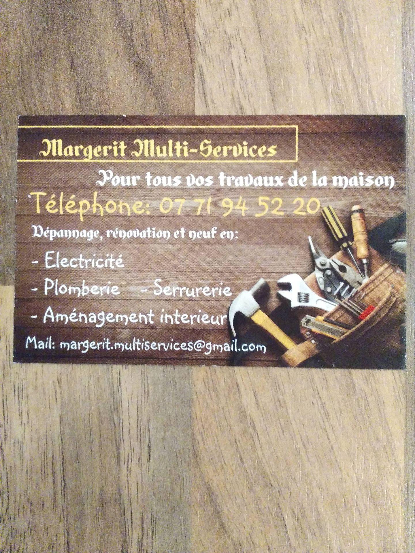 Margerit Multi-Services bricolage, outillage (détail)