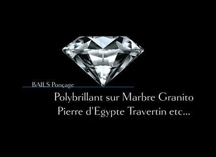 Bails Poncage marbre, granit et pierres naturelles