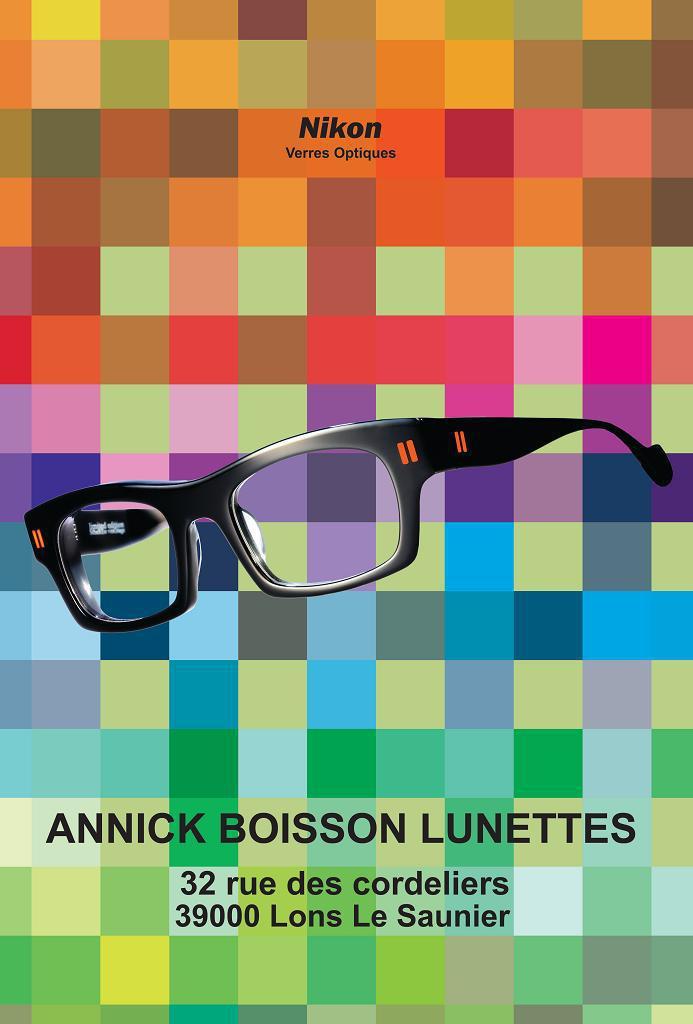 Annick Boisson Lunettes opticien