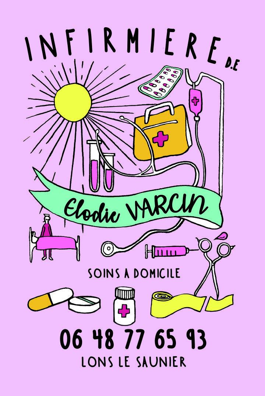 Elodie Varcin association d'aide et/ou de soins à domicile