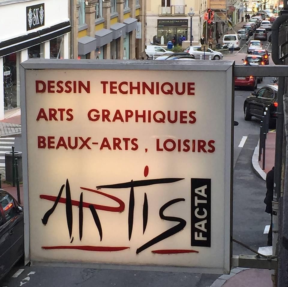 Artis Facta galerie d'art
