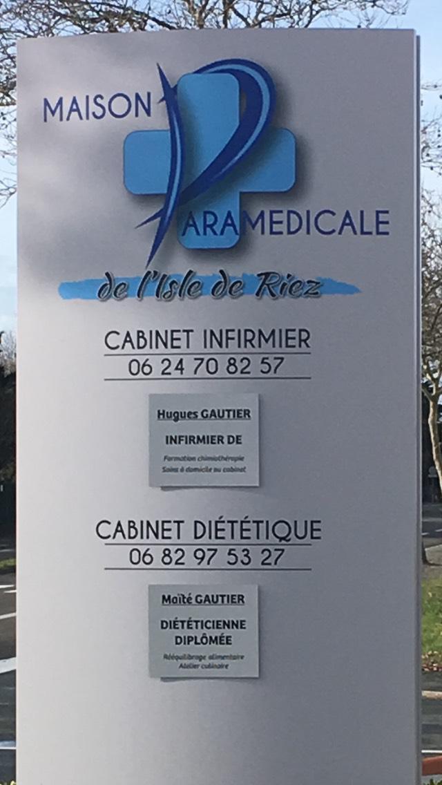 Gautier Hugues infirmier, infirmière (cabinet, soins à domicile)