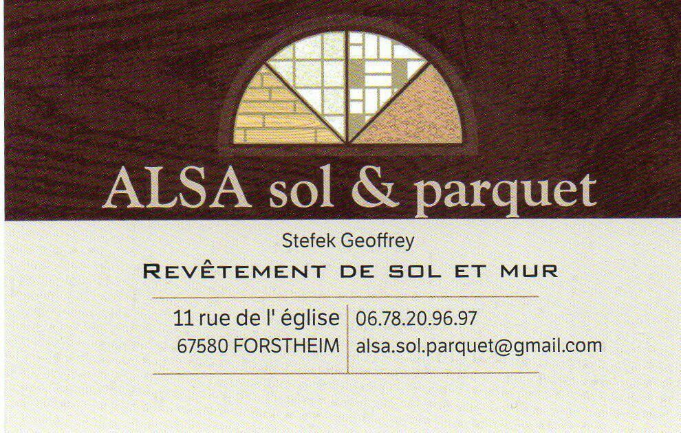 Alsa sol & parquet parquet (pose, entretien, vitrification)