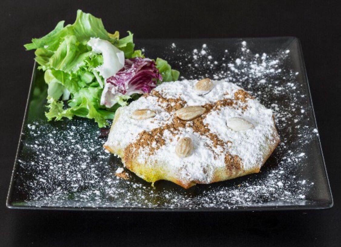 Restaurant jardin fonda pontoise