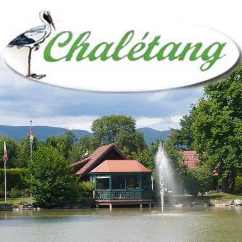 Chaletang pratique de la pêche et de la chasse