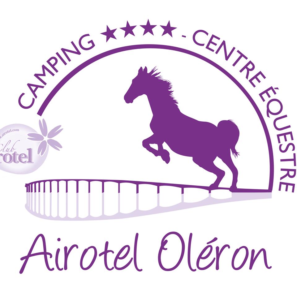 Camping Airotel Oléron centre équestre, équitation