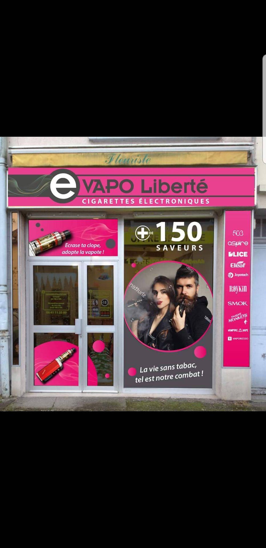 E Vapo Liberté Cigarettes électroniques