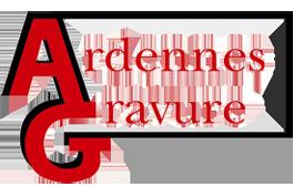 Ardennes Gravure graveur (divers)