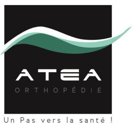 Atea Orthopédie SASU Matériel pour professions médicales, paramédicales