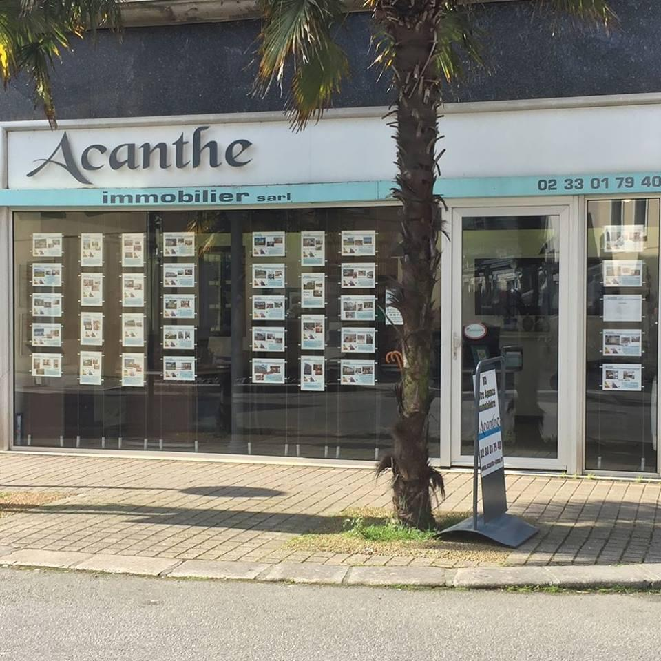 Acanthe Immobilier agence immobilière