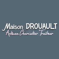 Maison Drouault boucherie et charcuterie (détail)