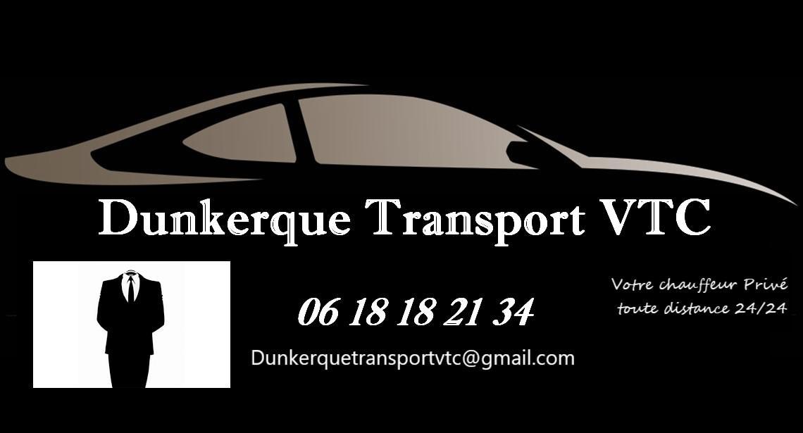 Dunkerque Transport VTC location de voiture avec chauffeur