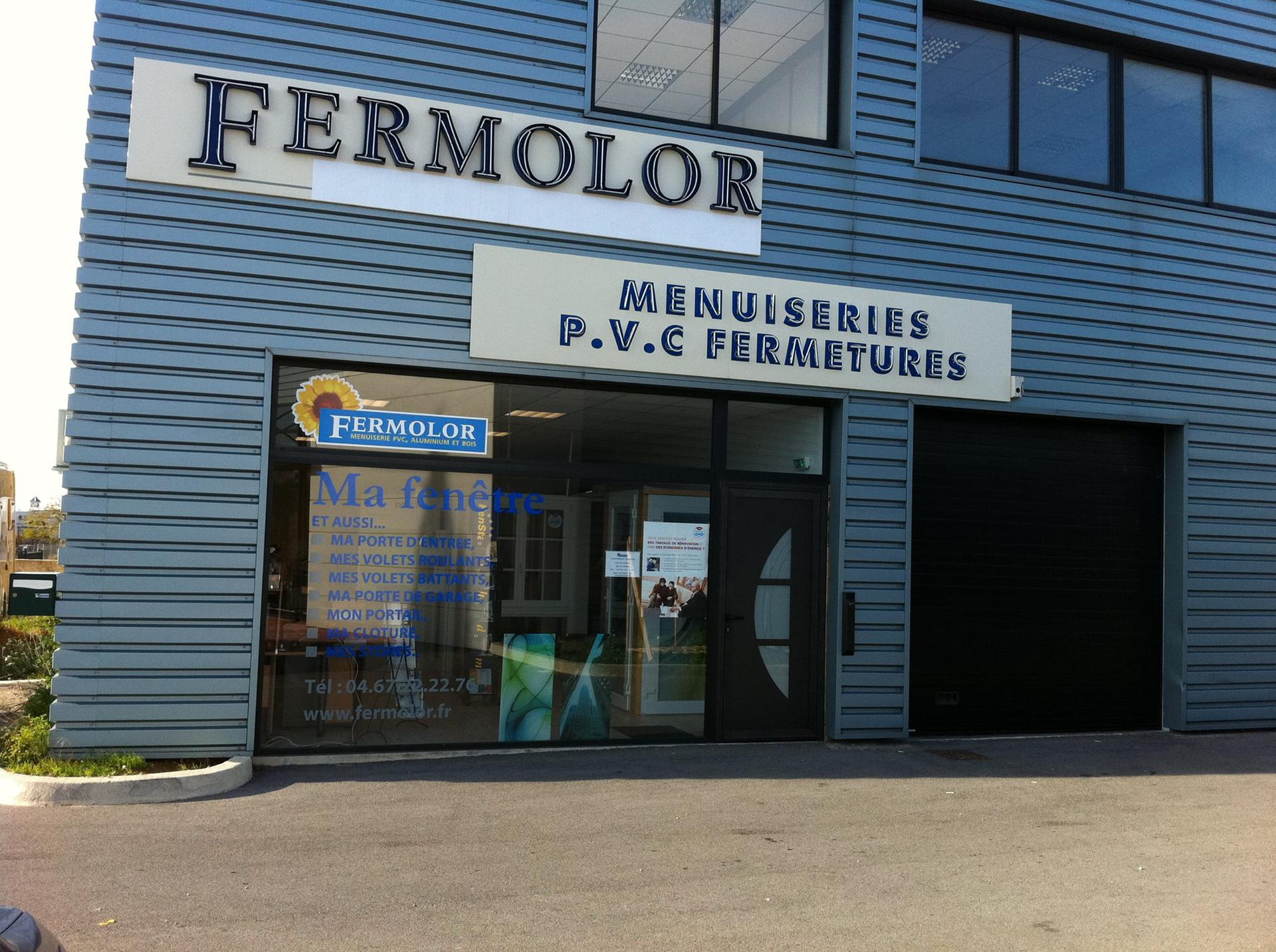 FG Menuiserie volet roulant