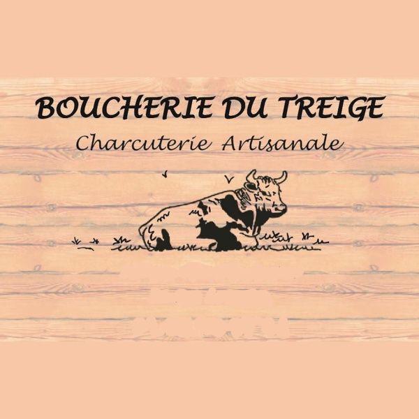 Boucherie Du Treige boucherie et charcuterie (détail)