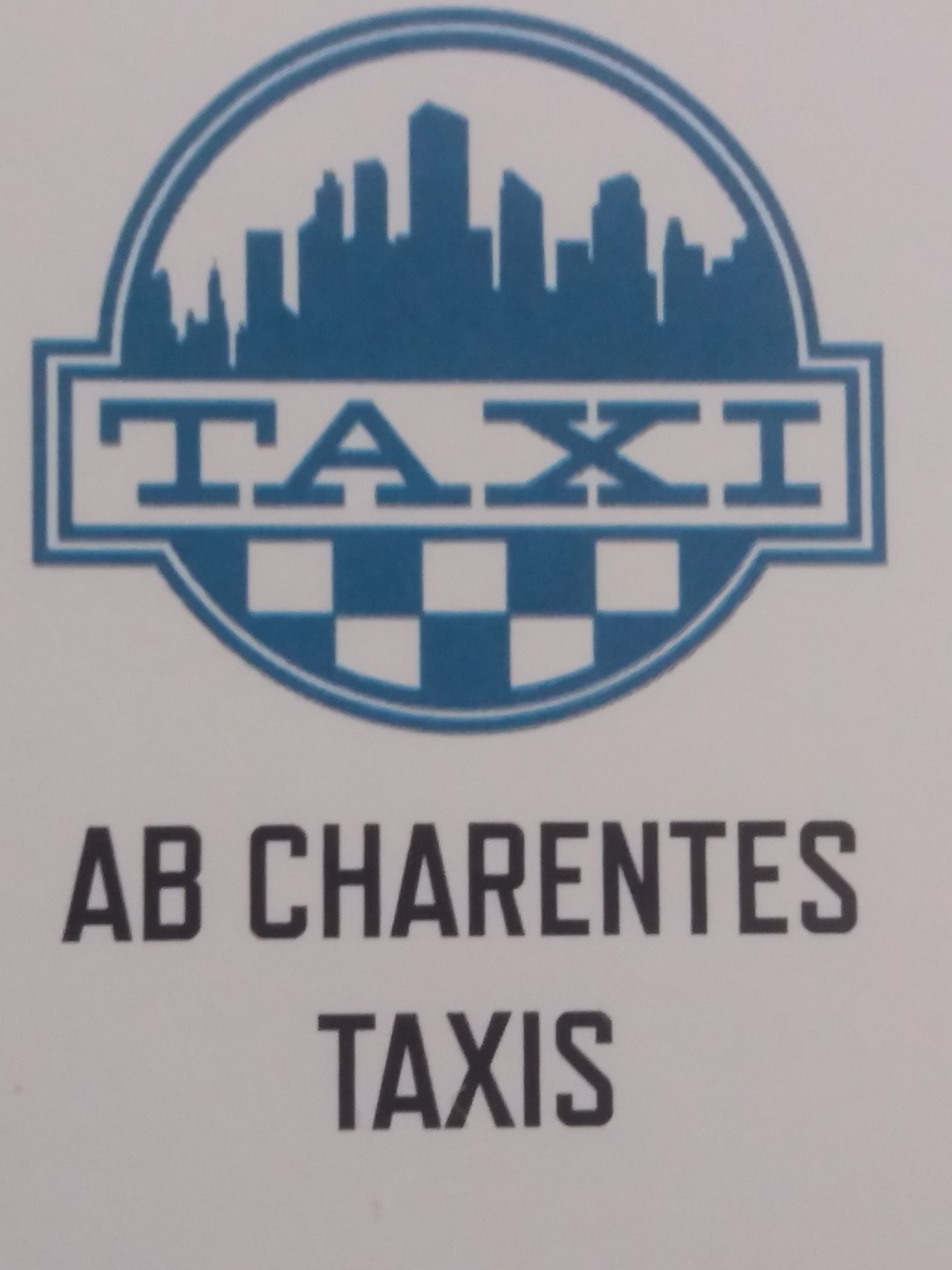 AB Charentes Taxis taxi