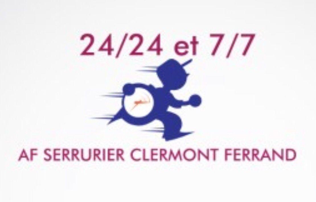 AF Serrurerie Clermont Ferrand Urgence 63 Ouvert le dimanche