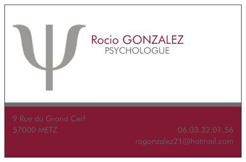 Gonzalez-Montes Rocio psychologue