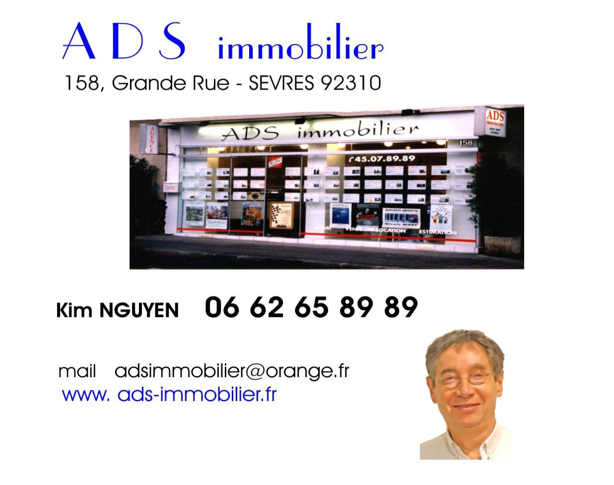 Ads Immobilier agence immobilière