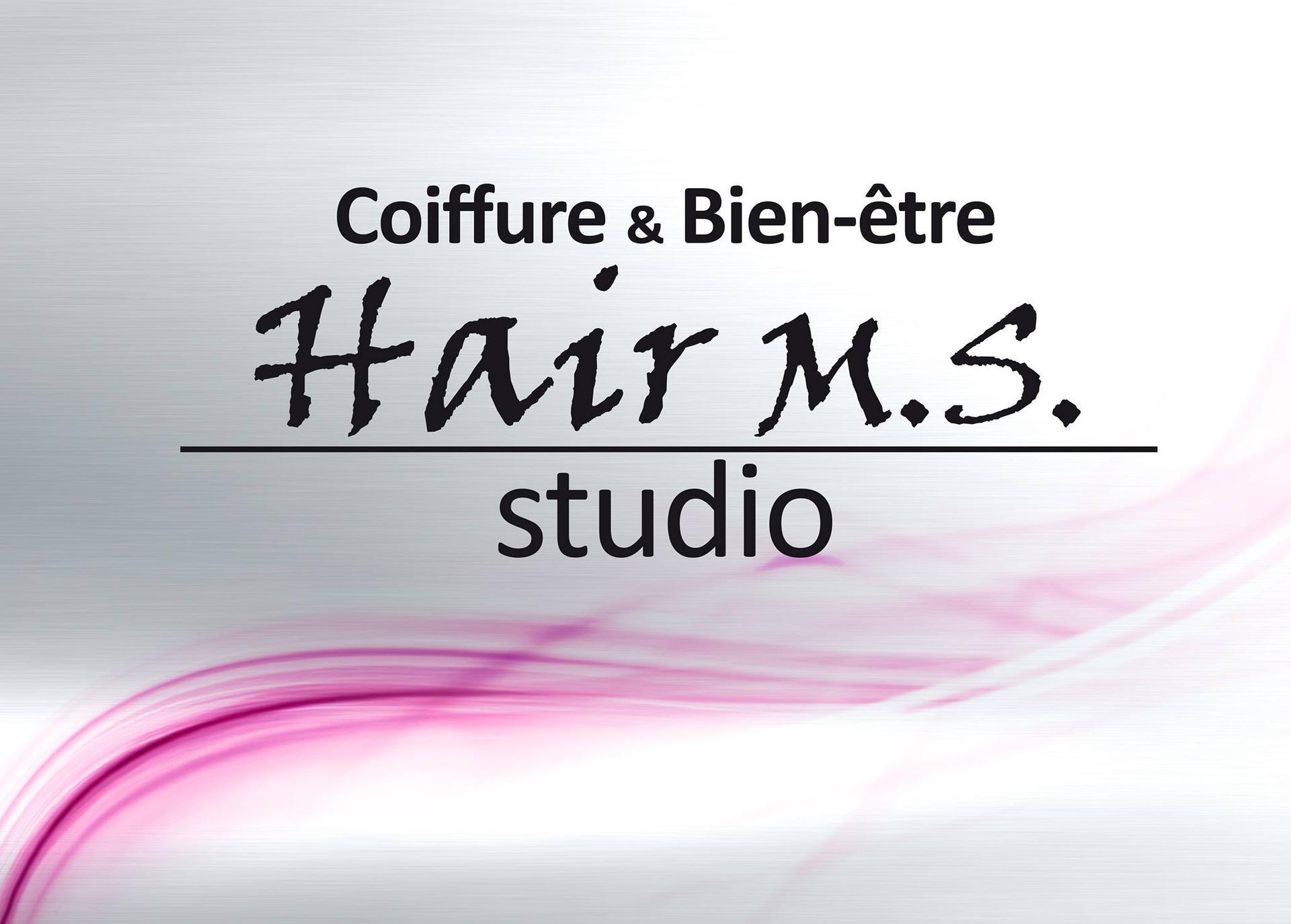 Hair MS Studio Coiffure, beauté
