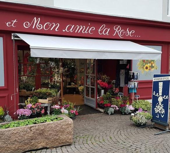 Et Mon Amie La Rose cadeau et souvenir (fabrication, gros)
