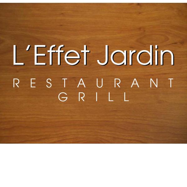 L'effet Jardin restaurant