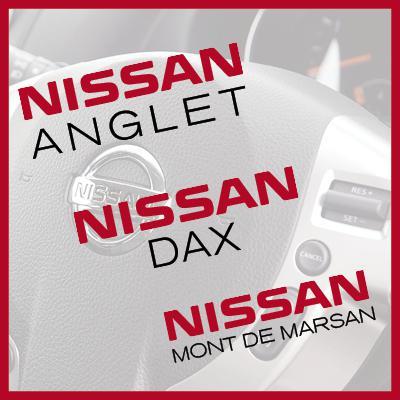 Nissan Car 64-40 ANGLET station technique pour voiture électrique