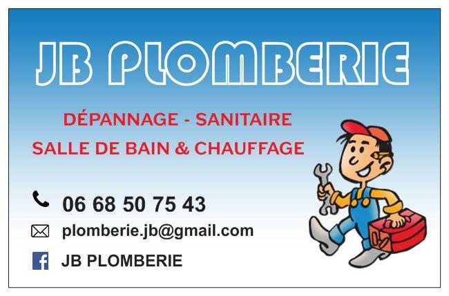 JB PLOMBERIE plombier