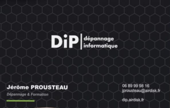 Dépannage Informatique Prousteau dépannage informatique