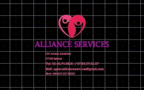 Alliance Services services, aide à domicile