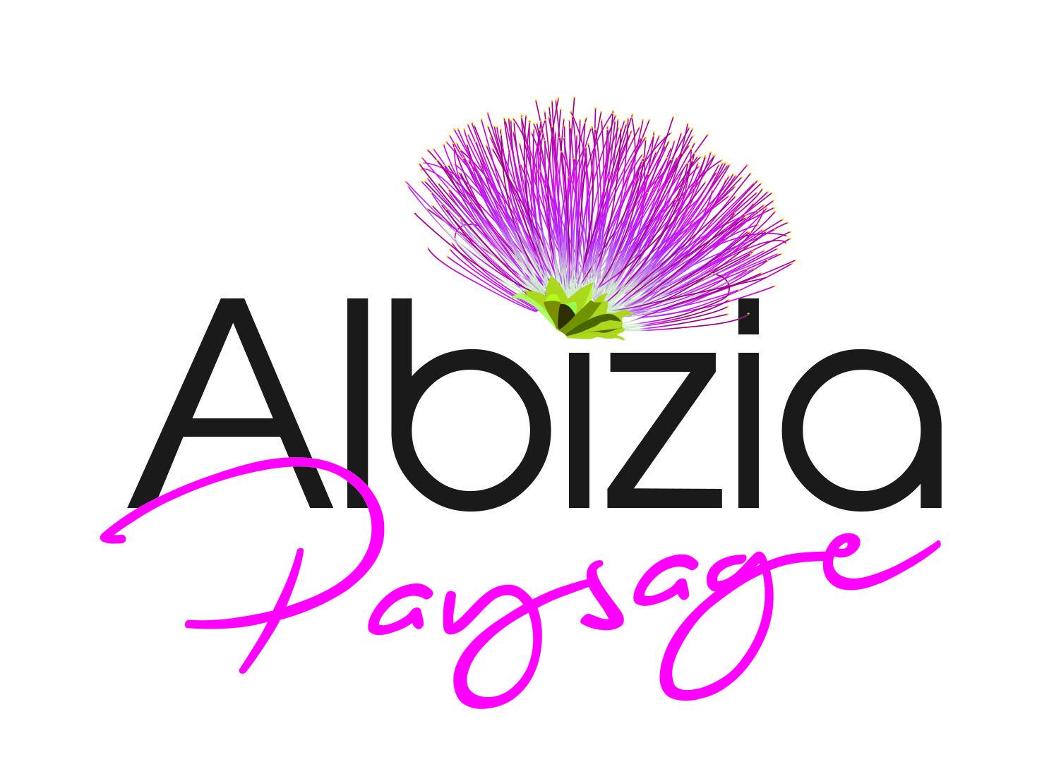 Albizia paysage