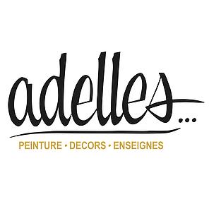Adelles, Peinture, Décors, Enseignes décorateur