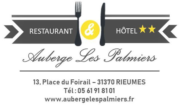 Auberge les Palmiers restaurant