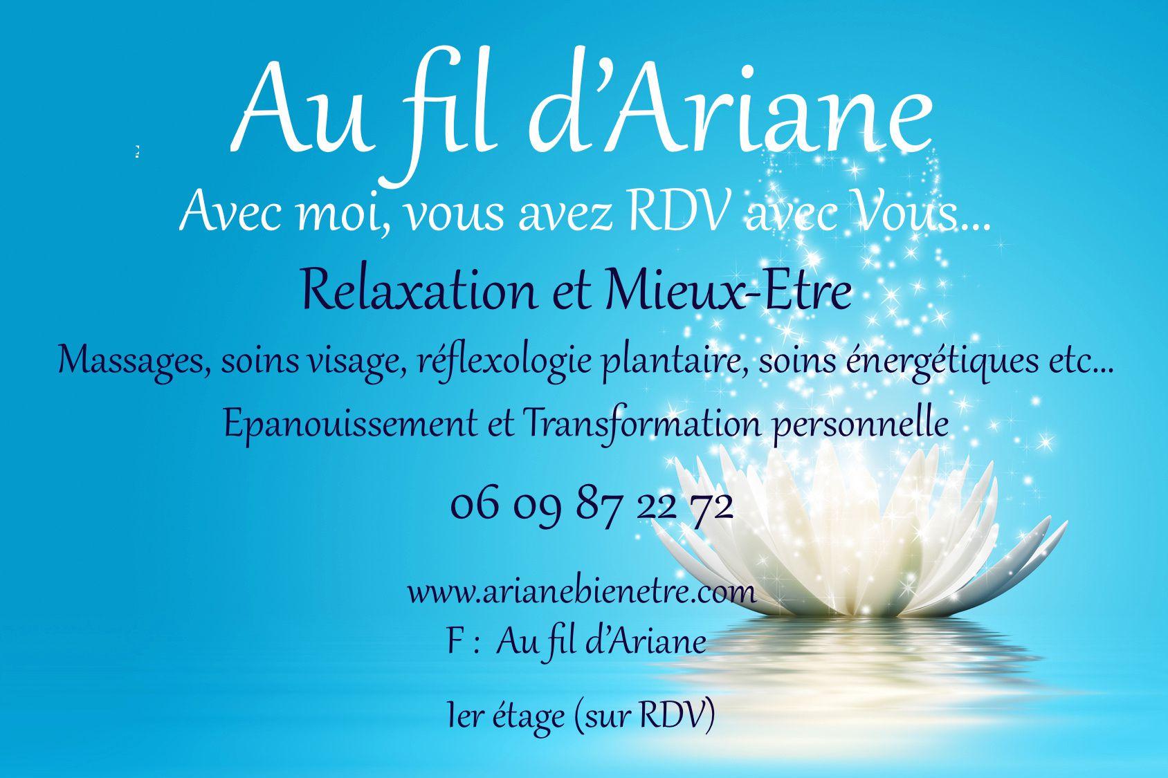 Au Fil d'Ariane institut de beauté