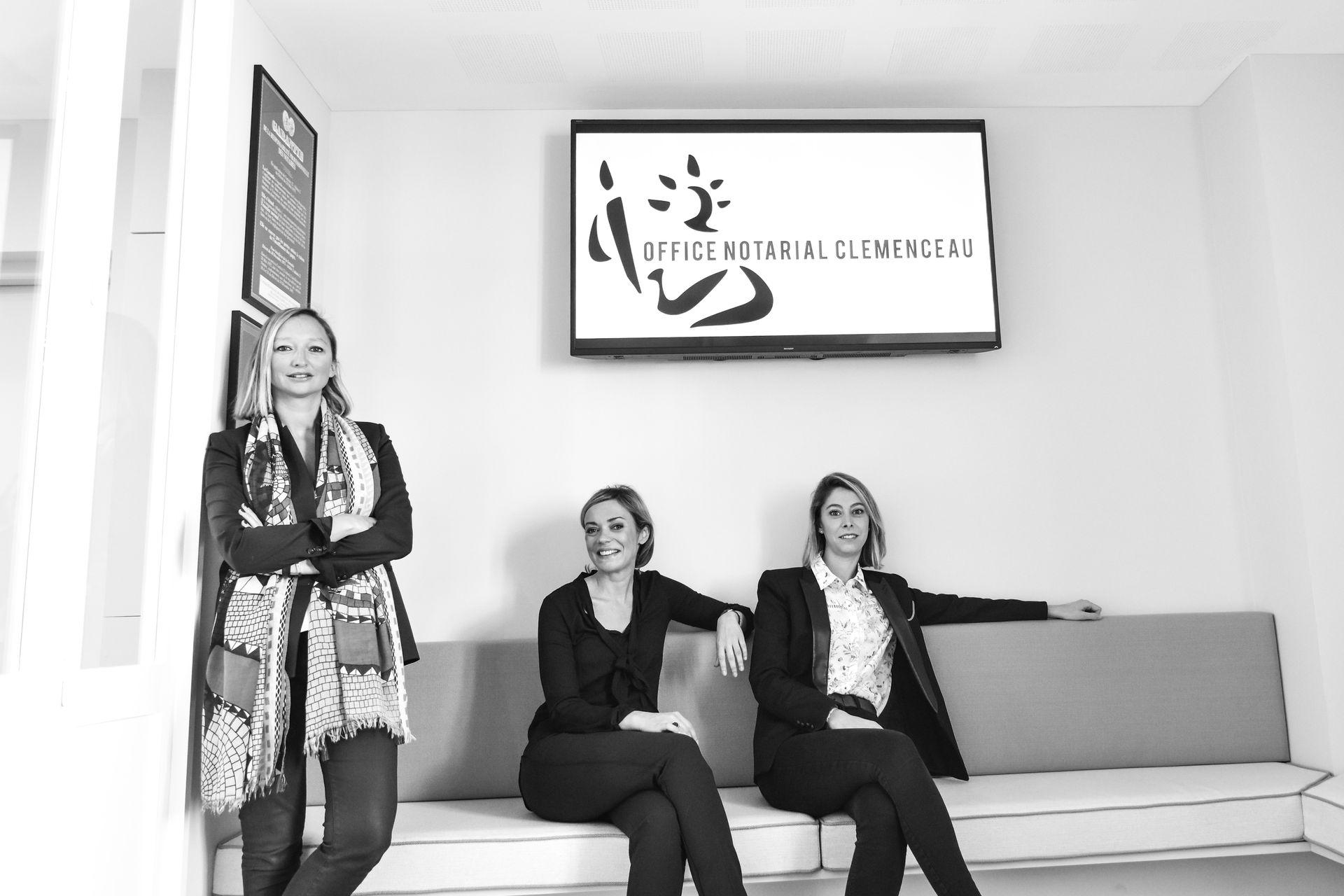 OFFICE NOTARIAL CLEMENCEAU Hélène BOUYSSOU, Marianne DIETRICH, Laetitia LAMAIGNERE notaire