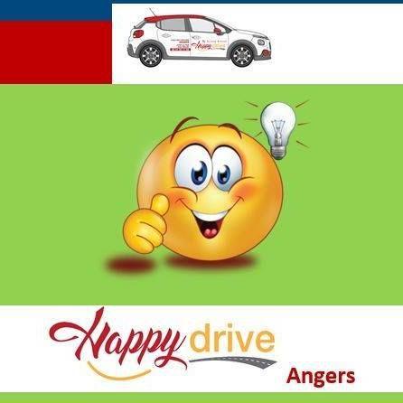 Auto-école Happy Drive Angers auto école