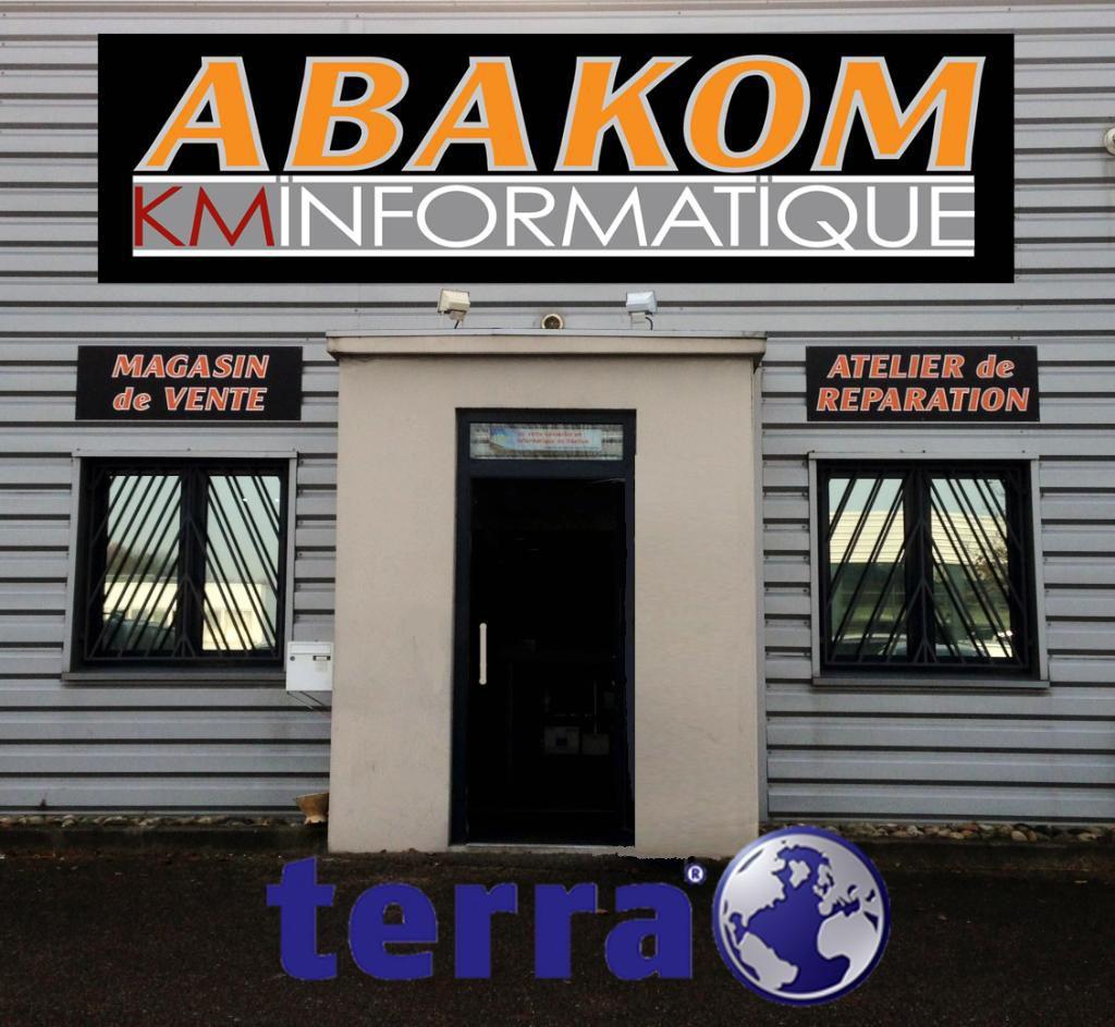 Abakom / KM-Informatique boucherie et charcuterie (détail)