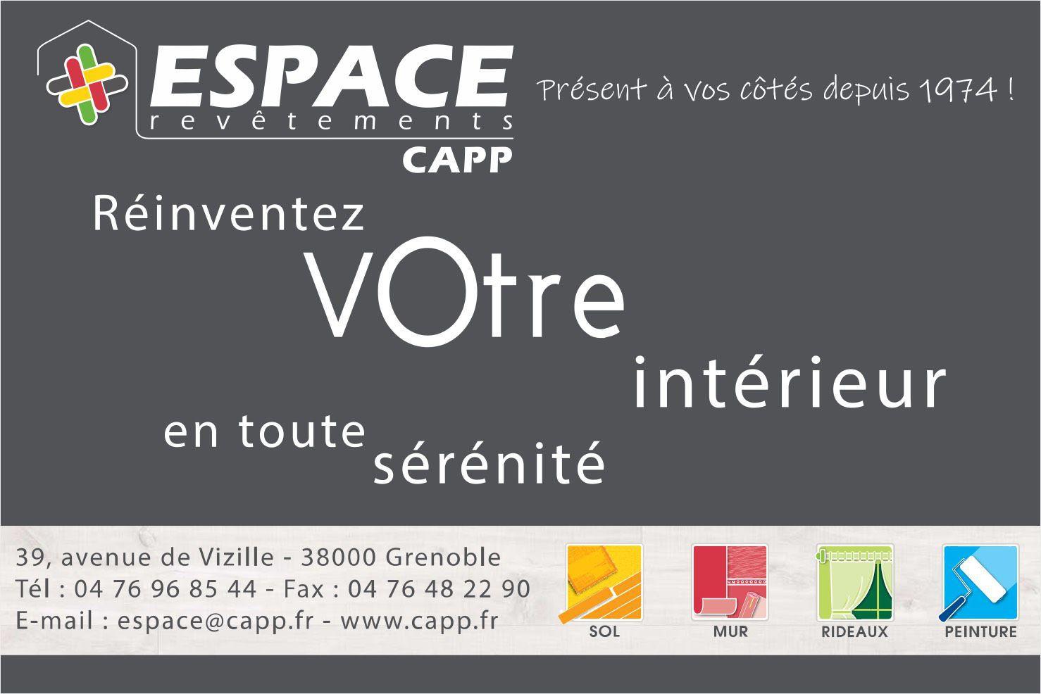 CAPP Espace Revêtements peinture et vernis (détail)