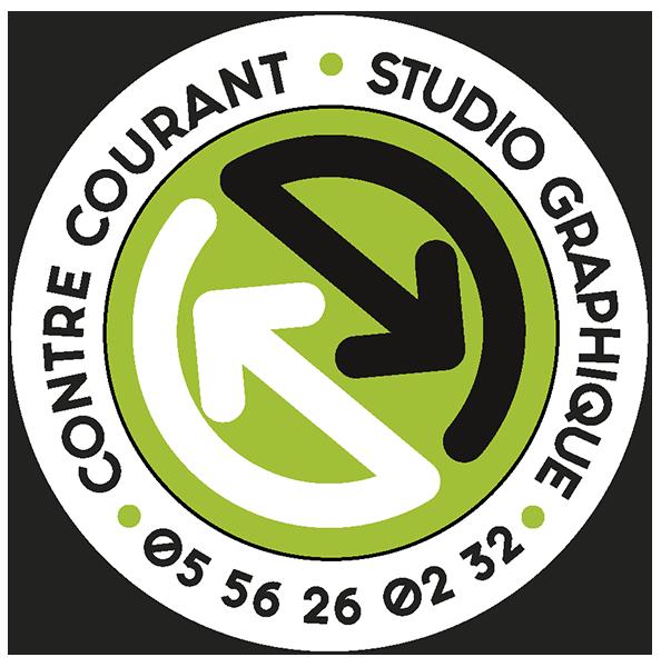 Contre Courant Studio Graphique flocage