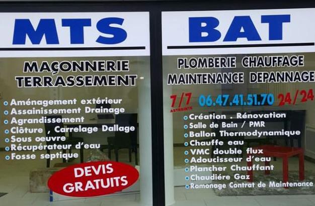 MTS Bat plombier