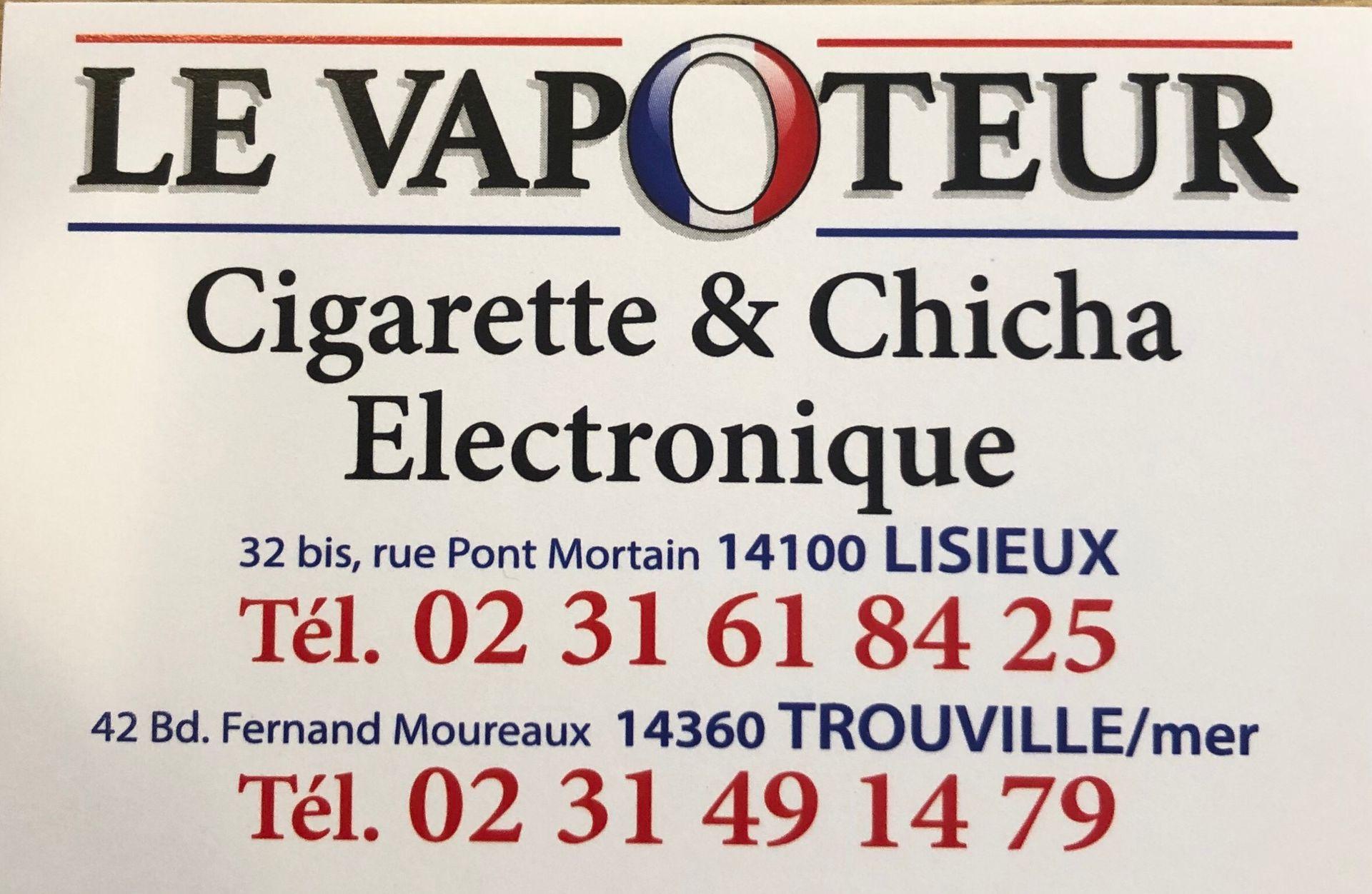 Le Vapoteur bureau de tabac