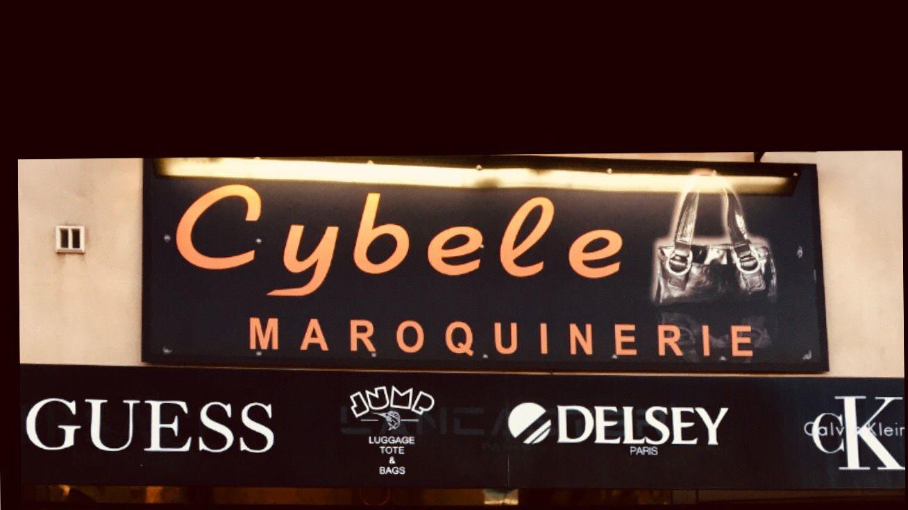 Cybele Maroquinerie maroquinerie et article de voyage (détail)