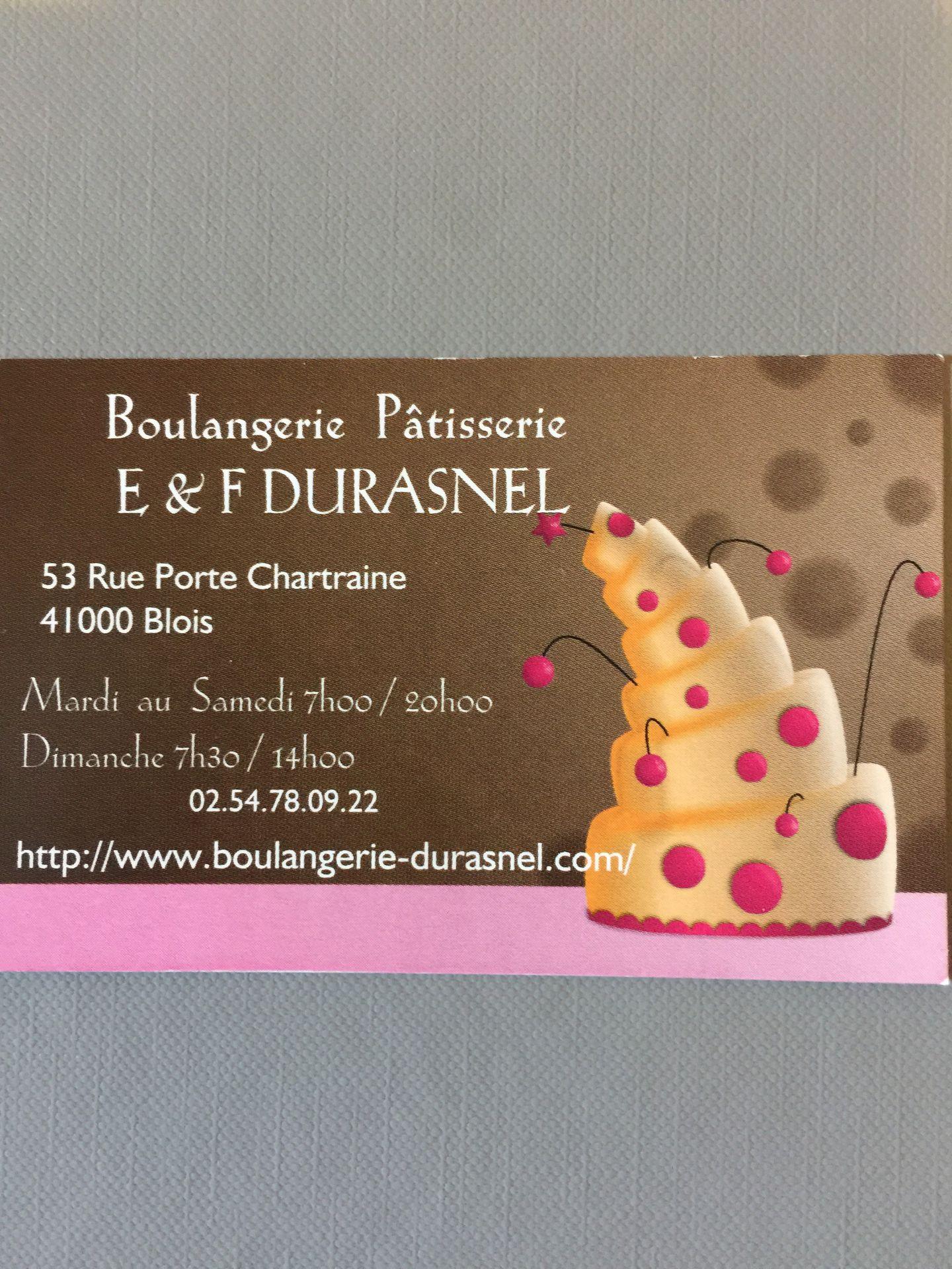 Boulangerie Durasnel boulangerie et pâtisserie